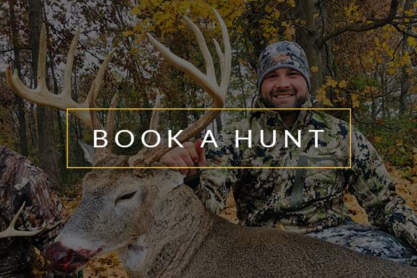 Book a Hunt with Premier Outfitters